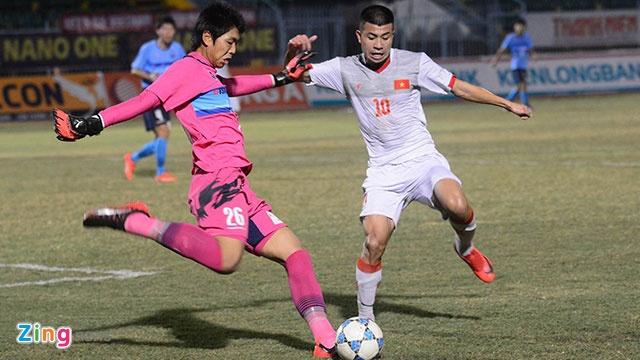 Tran U21 Viet Nam vs U21 Yokohama anh 13