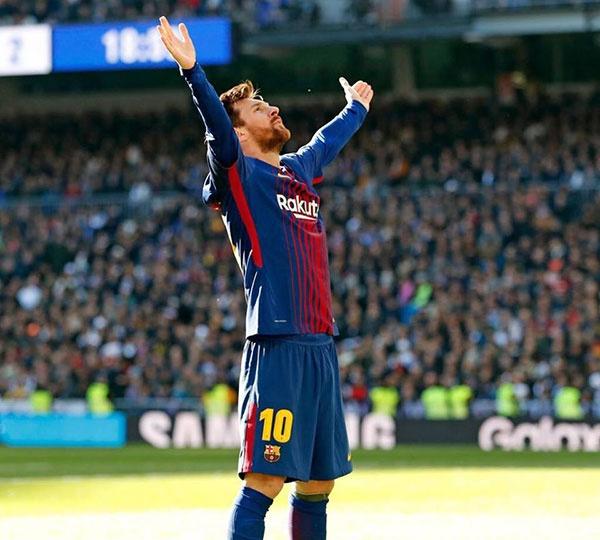 Lionel Messi chia se dieu gi sau El Clasico? hinh anh 1