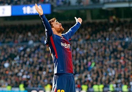Lionel Messi chia se dieu gi sau El Clasico? hinh anh