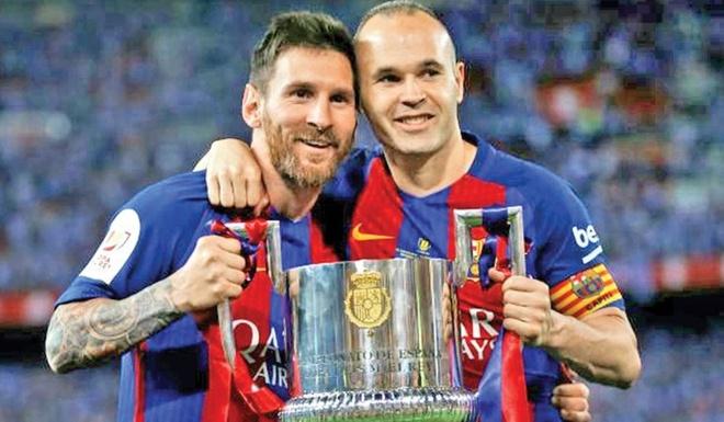 'Toi khong can quan sat, van biet Messi o dau tren san' hinh anh 1