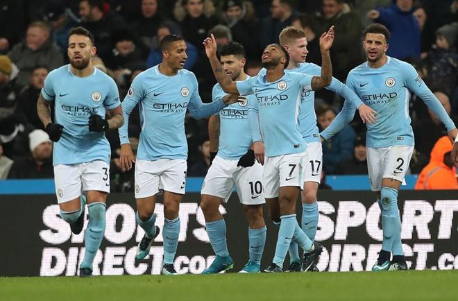 Crystal Palace 0-0 Man City: Doi cua Guardiola thoat thua o phut 90+2 hinh anh 4