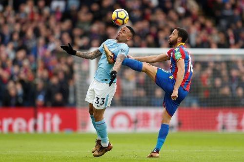 Crystal Palace 0-0 Man City: Doi cua Guardiola thoat thua o phut 90+2 hinh anh 20