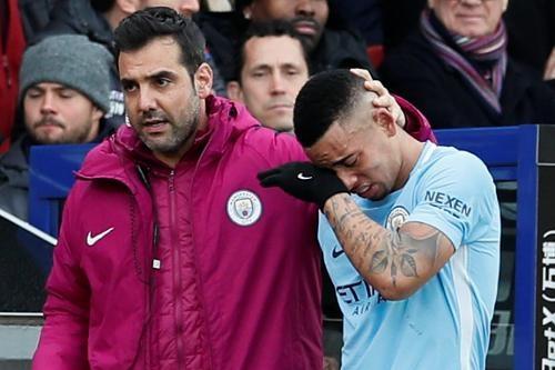Crystal Palace 0-0 Man City: Doi cua Guardiola thoat thua o phut 90+2 hinh anh 21