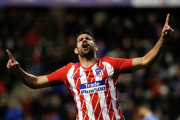 Can 6 phut ngay lan dau tro lai, Diego Costa ghi ban cho Atletico hinh anh 3