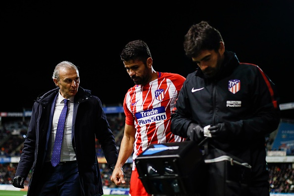 Can 6 phut ngay lan dau tro lai, Diego Costa ghi ban cho Atletico hinh anh 2
