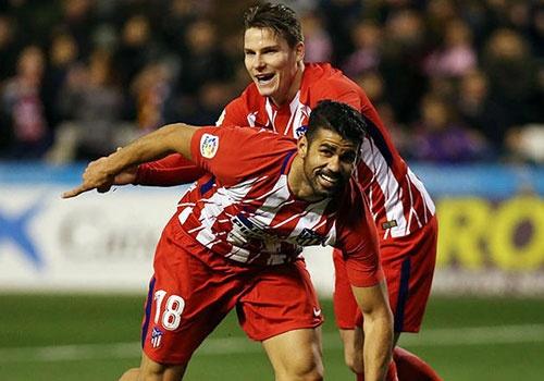 Diego Costa: 'Toi hanh phuc khi lai duoc choi cho Atletico' hinh anh