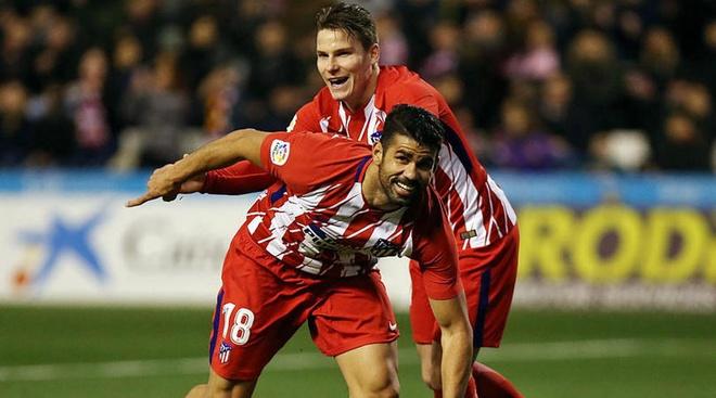 Diego Costa: 'Toi hanh phuc khi lai duoc choi cho Atletico' hinh anh 1