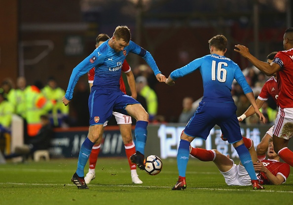 Arsenal tro thanh cuu vuong FA Cup sau tran thua 2-4 hinh anh 22