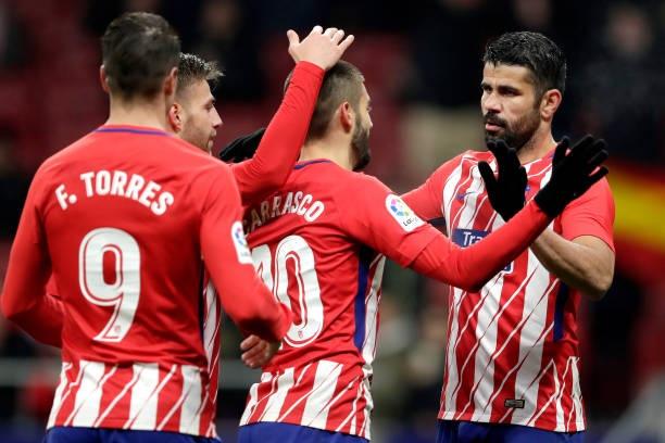 Diego Costa kien tao, Atletico thang 3-0 o cup nha vua Tay Ban Nha hinh anh 3
