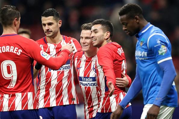 Diego Costa kien tao, Atletico thang 3-0 o cup nha vua Tay Ban Nha hinh anh 9
