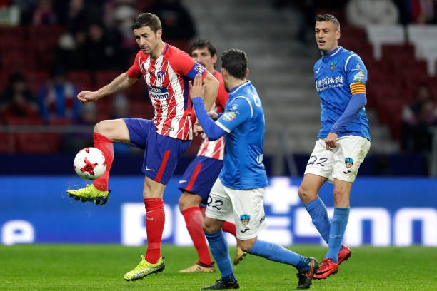 Diego Costa kien tao, Atletico thang 3-0 o cup nha vua Tay Ban Nha hinh anh 1