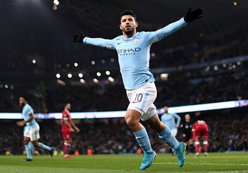 Highlights Man City 2-1 Bristol City hinh anh