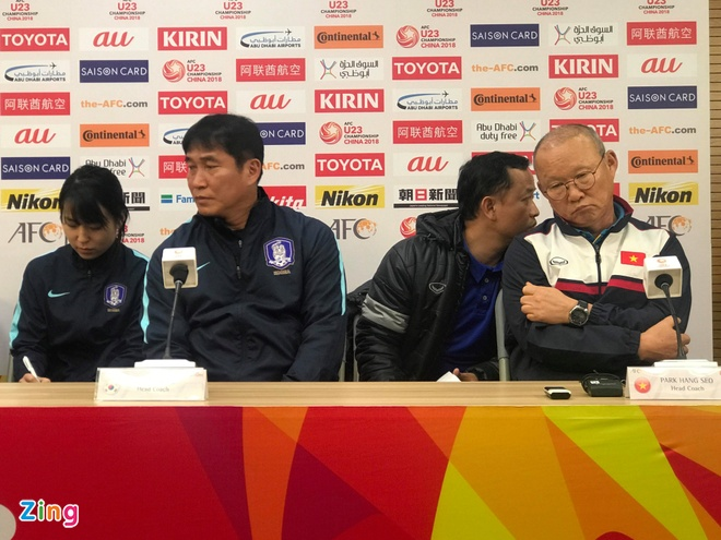 U23 Viet Nam thua nguoc Han Quoc 1-2 o giai chau A hinh anh 6