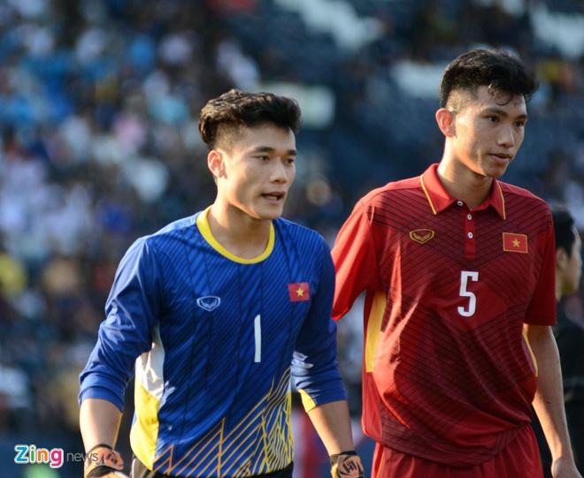 U23 Viet Nam thua nguoc Han Quoc 1-2 o giai chau A hinh anh 12