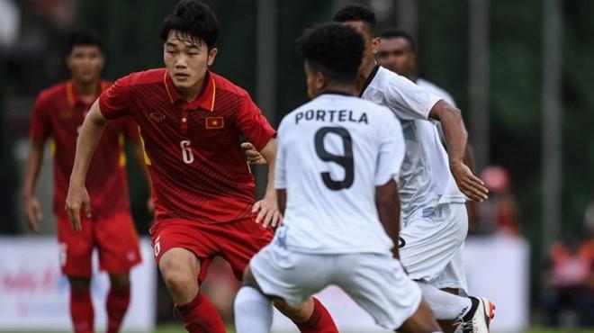 U23 Viet Nam thua nguoc Han Quoc 1-2 o giai chau A hinh anh 14