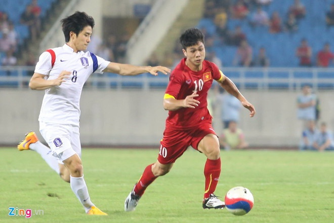 U23 Viet Nam thua nguoc Han Quoc 1-2 o giai chau A hinh anh 4