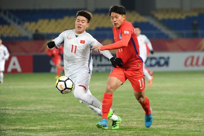 U23 Viet Nam thua nguoc Han Quoc 1-2 o giai chau A hinh anh 24