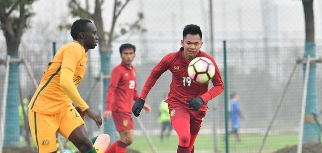U23 Viet Nam thua nguoc Han Quoc 1-2 o giai chau A hinh anh 8