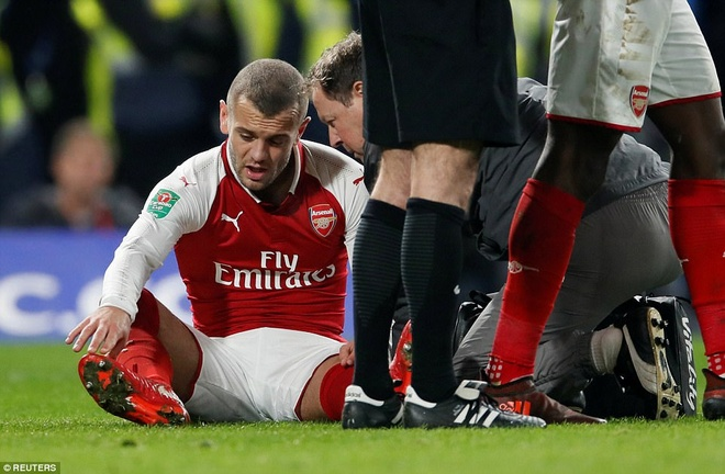 Arsenal hoa Chelsea nho thu mon Ospina va cot doc hinh anh 7