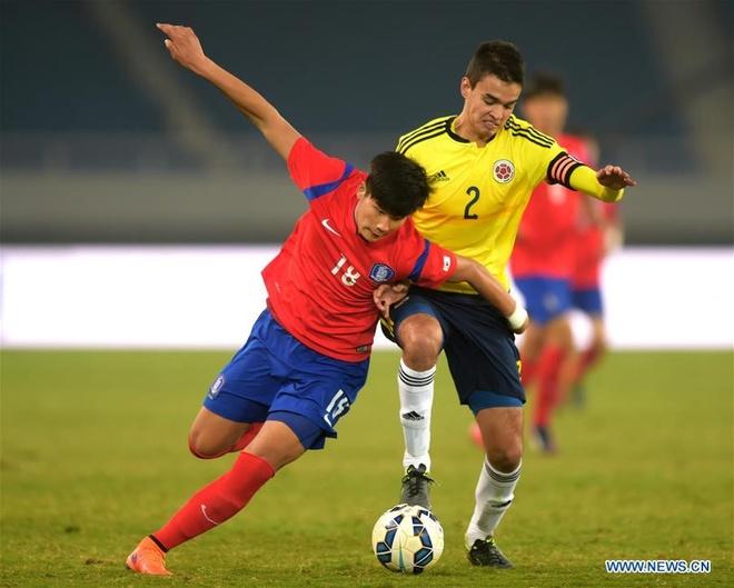 U23 Viet Nam thua nguoc Han Quoc 1-2 o giai chau A hinh anh 11