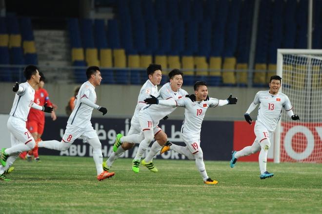 U23 Viet Nam thua nguoc Han Quoc 1-2 o giai chau A hinh anh 1