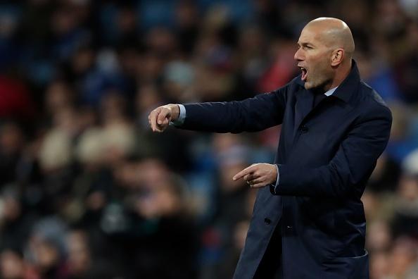 HLV Zidane: 'Toi met moi khi nghe Real choi te' hinh anh 1