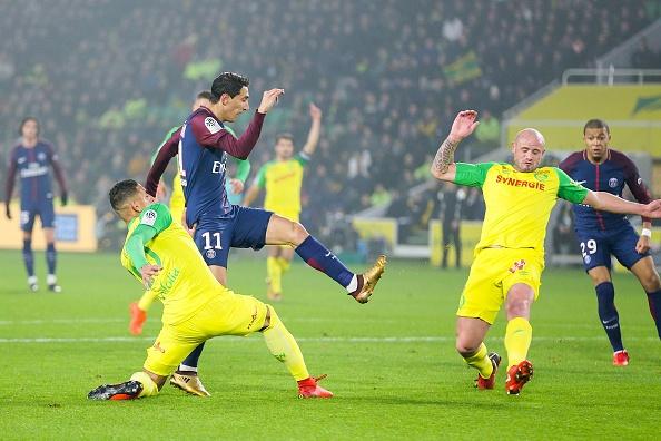 Di Maria ghi ban, PSG cung co vung chac ngoi dau bang Ligue 1 hinh anh 4