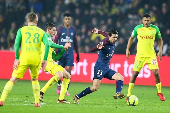 Di Maria ghi ban, PSG cung co vung chac ngoi dau bang Ligue 1 hinh anh 6