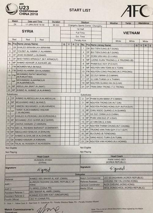 Tran U23 Viet Nam vs U23 Syria anh 11