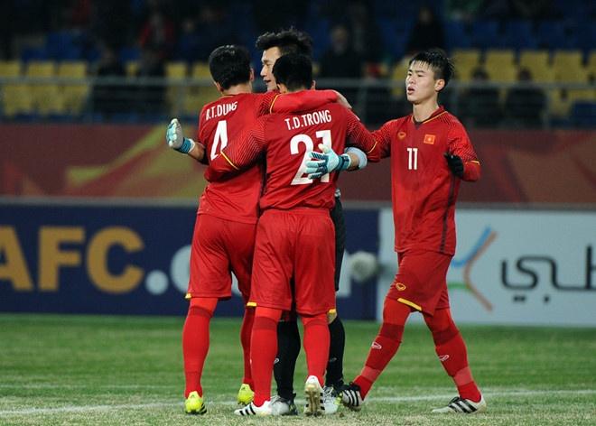 Tran U23 Viet Nam vs U23 Syria anh 12