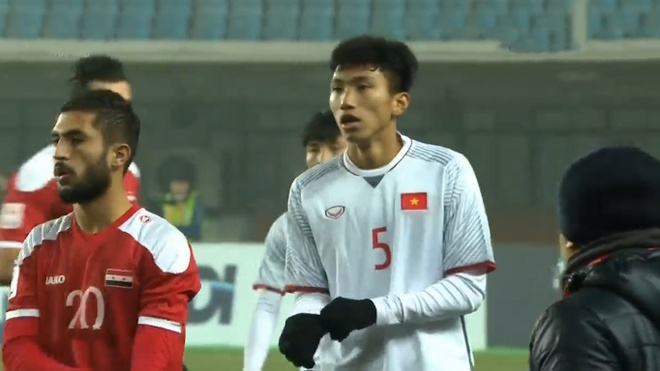 Tran U23 Viet Nam vs U23 Syria anh 24
