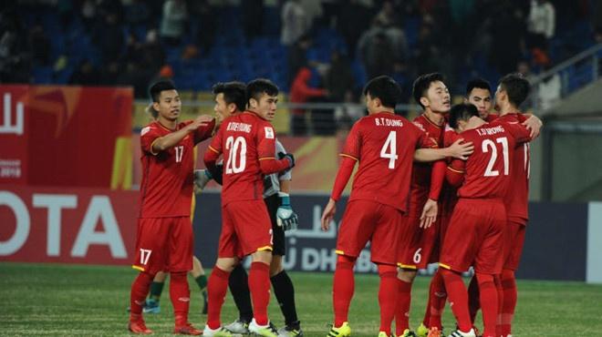 Tran U23 Viet Nam vs U23 Syria anh 7