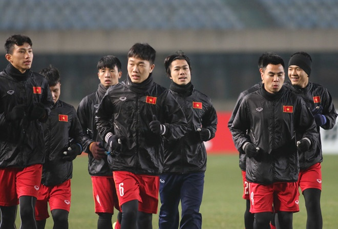 Tran U23 Viet Nam vs U23 Syria anh 10