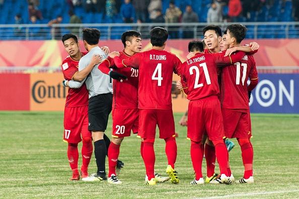 Tuong thuat U23 VN vs U23 Qatar (2-2, 4-3 pen): Chien thang nghet tho hinh anh 29