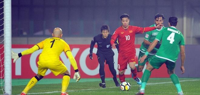 Tuong thuat U23 VN vs U23 Qatar (2-2, 4-3 pen): Chien thang nghet tho hinh anh 1