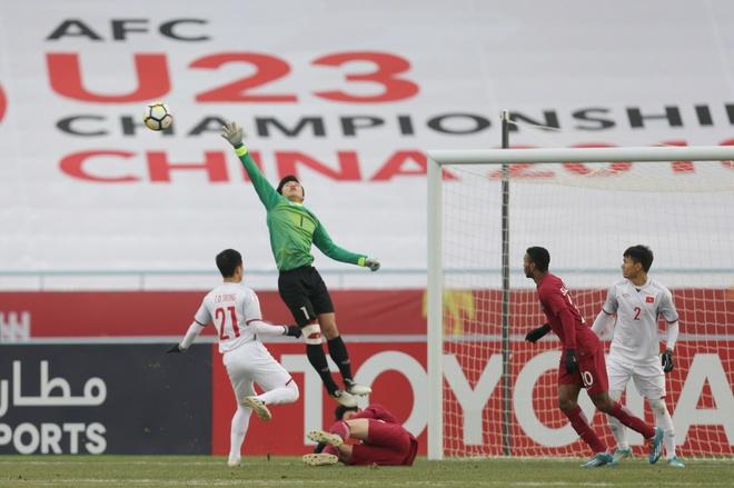 Tuong thuat U23 VN vs U23 Qatar (2-2, 4-3 pen): Chien thang nghet tho hinh anh 54