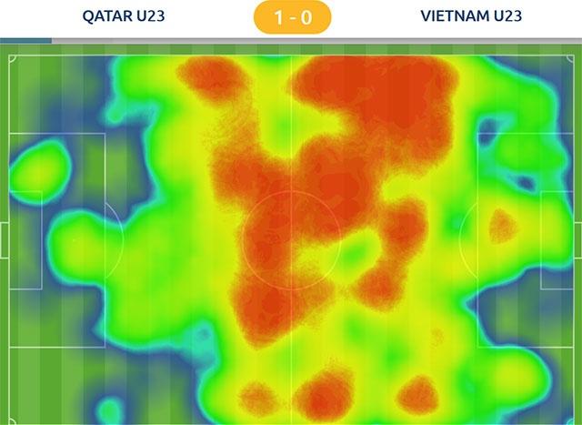 Tuong thuat U23 VN vs U23 Qatar (2-2, 4-3 pen): Chien thang nghet tho hinh anh 44