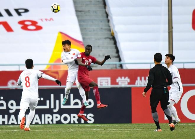 Tuong thuat U23 VN vs U23 Qatar (2-2, 4-3 pen): Chien thang nghet tho hinh anh 48