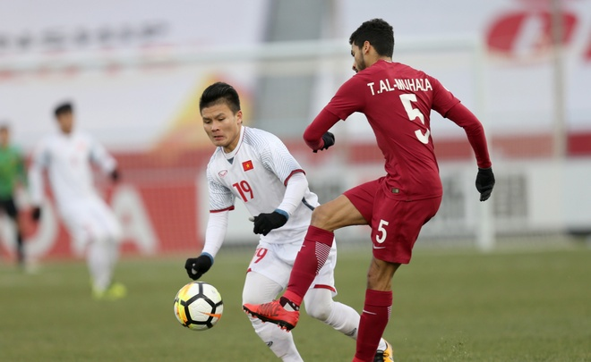 Tuong thuat U23 VN vs U23 Qatar (2-2, 4-3 pen): Chien thang nghet tho hinh anh 51