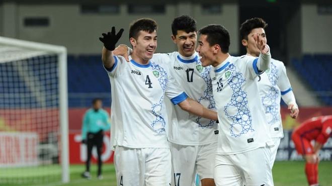 Nhung ngoi sao Uzbekistan duoc HLV Park danh gia cao hinh anh 1