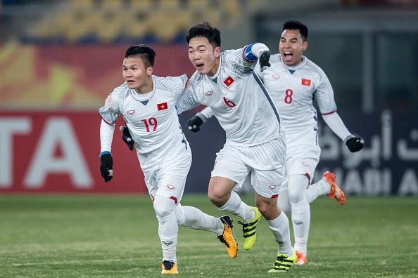 Chung ket U23 chau A: CDV Viet Nam soi dong truoc gio 'G' hinh anh 5