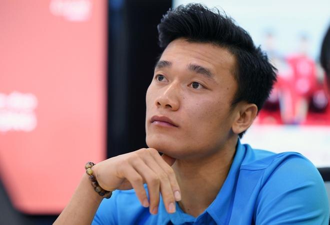 Tien Dung: 'Vu khi cua U23 la doan ket va long tu hao dan toc' hinh anh