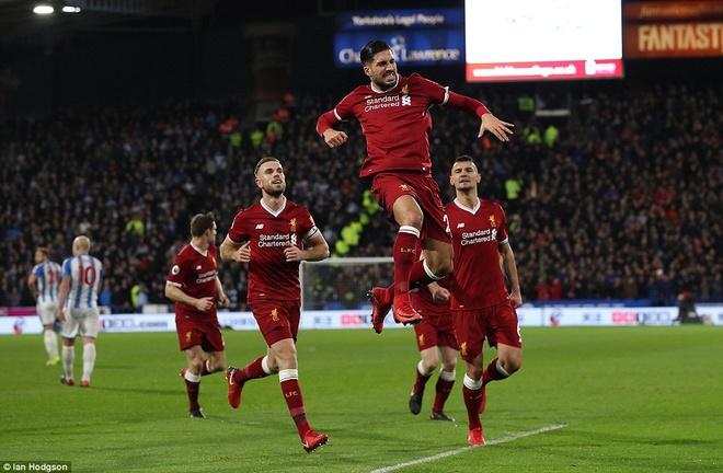 HLV Klopp so tai voi ban than, Liverpool thang Huddersfield 3-0 hinh anh 2