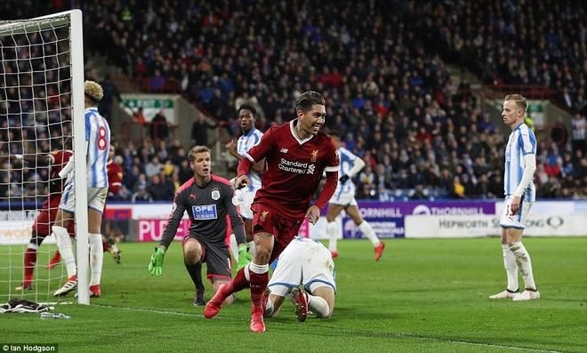 HLV Klopp so tai voi ban than, Liverpool thang Huddersfield 3-0 hinh anh 1