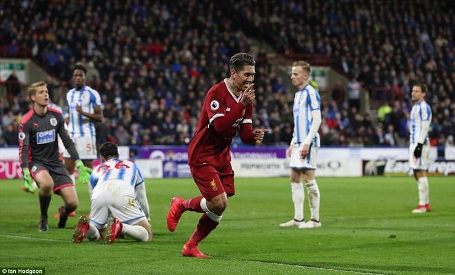 HLV Klopp so tai voi ban than, Liverpool thang Huddersfield 3-0 hinh anh 5
