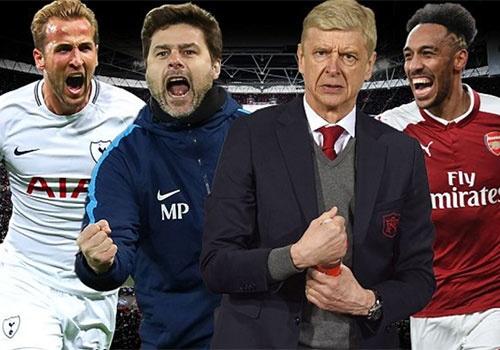Doi hinh ket hop derby London: Arsenal lep ve truoc Tottenham hinh anh