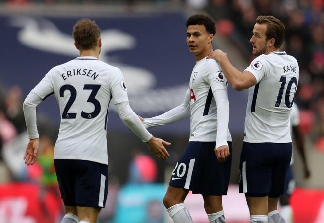 Tottenham - hinh mau dang de dai gia chau Au hoc hoi hinh anh 1
