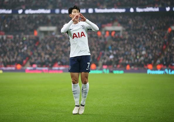 Tottenham 2-0 Huddersfield: Ngoi sao Han Quoc ghi cu dup ban thang hinh anh 24