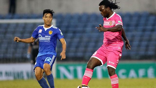 HAGL be tac truoc Binh Duong, CLB Quang Nam hoa Sai Gon 1-1 hinh anh