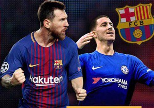 Barca vs Chelsea: Nhung nguoi luu giu ve dep cua bong da hinh anh